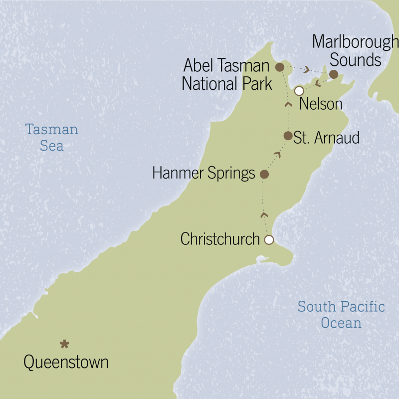 New Zealand: The South Island Tour 9