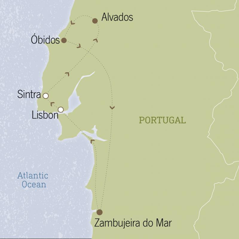 Portugal: Sintra, Óbidos & the Coast 5