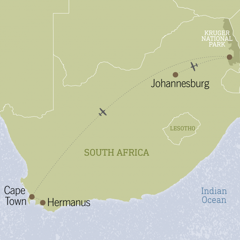 South Africa Safari: The Cape & Kruger National Park 18