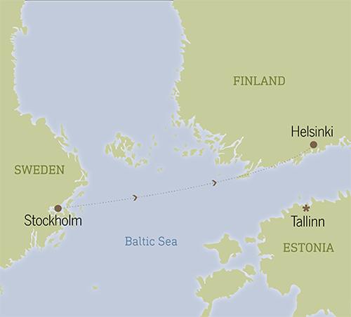 Sweden & Finland: Stockholm to Helsinki