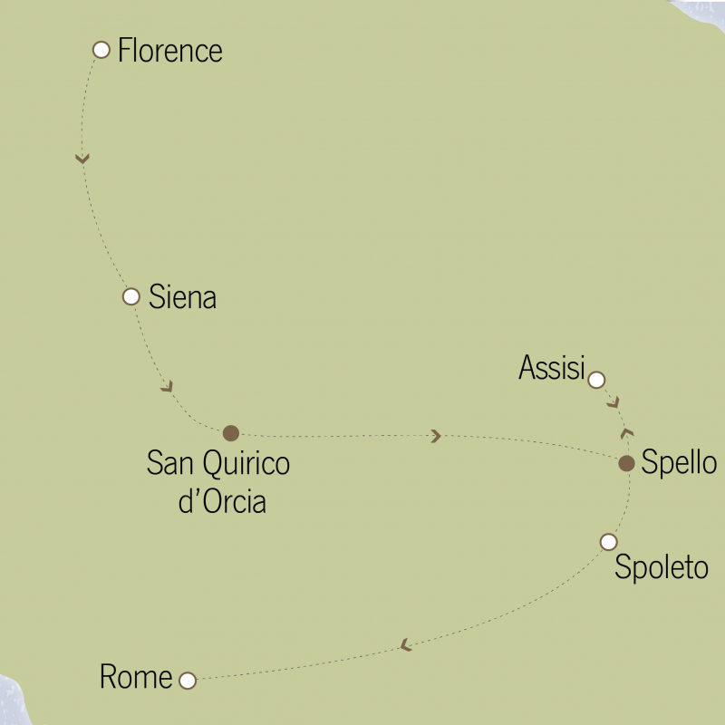 Italy: Tuscany & Umbria 3