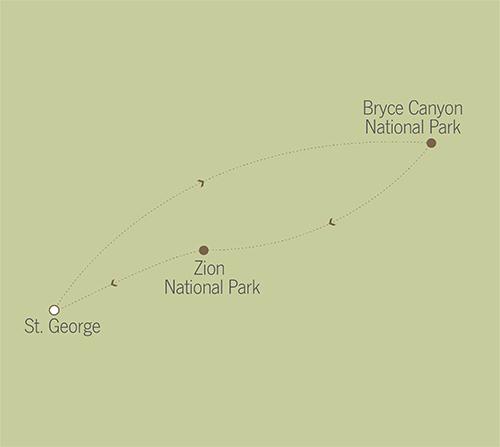 Utah: Bryce & Zion Canyons 3