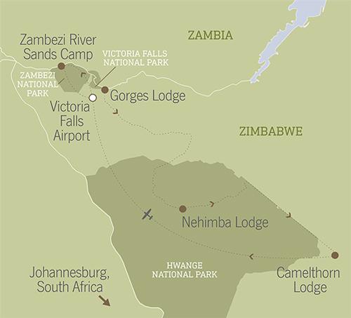 Zimbabwe Safari: Victoria Falls & Undiscovered National Parks 9