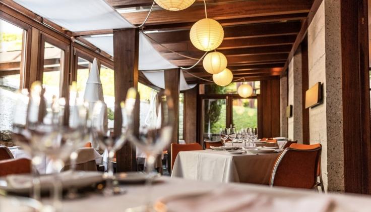 Hotel Rio Bidasoa Dining
