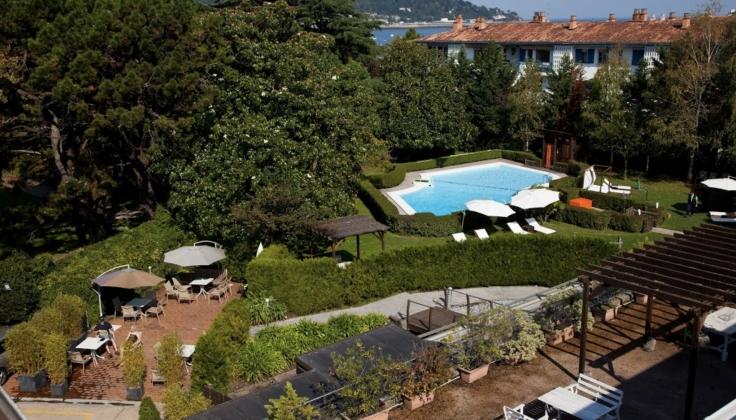 Hotel Rio Bidasoa Pool