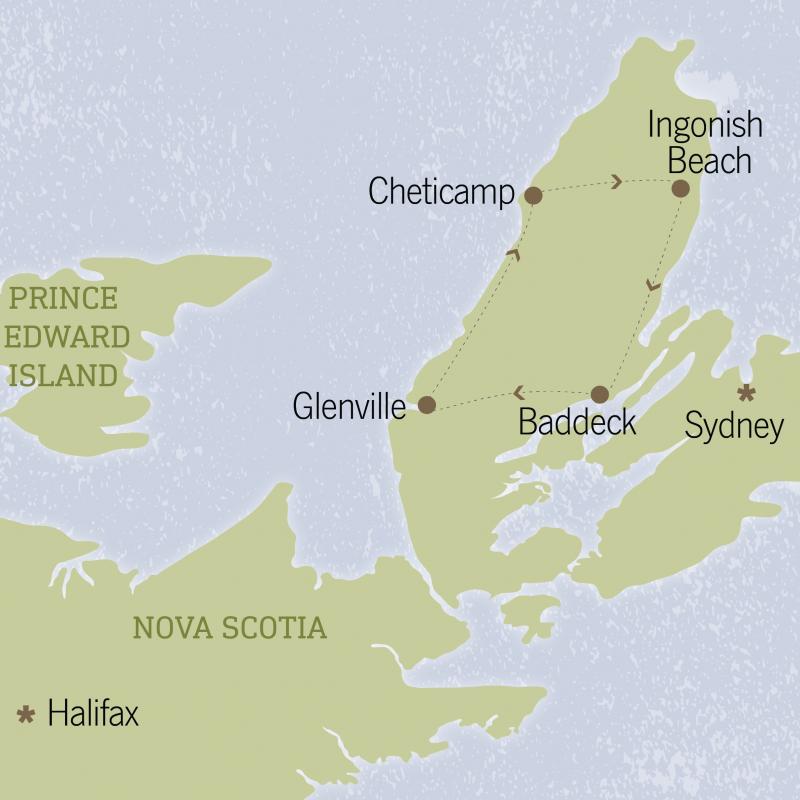 Nova Scotia: Cape Breton Island 2