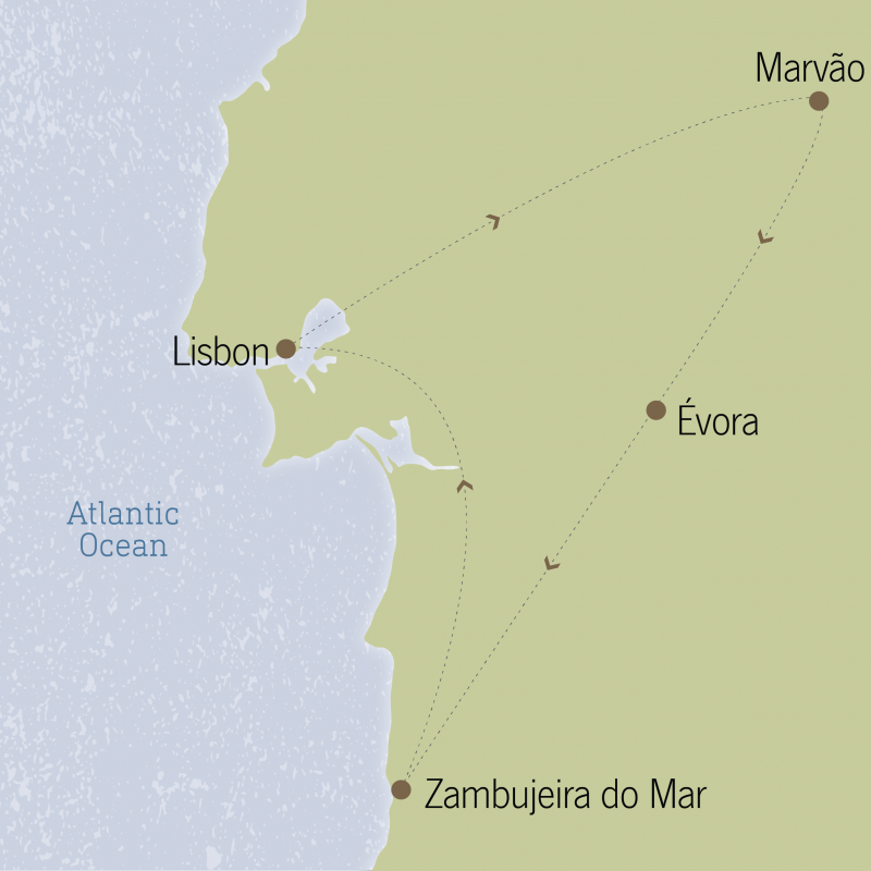 Portugal: Lisbon & Undiscovered Alentejo 3