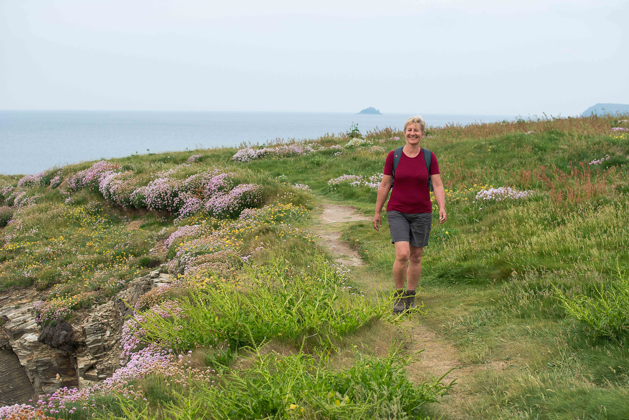 Leaving No Trace on the South West Coast Path 6